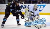 Penguins at Sharks Hockey