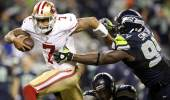 49ers Vs Seahawks Championship Game 2014