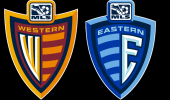 MLS Western Conference, MLS Eastern Conference