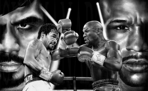 Mayweather vs pacquiao fight preview betphoenix