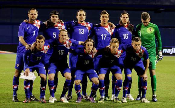 croatia world cup team