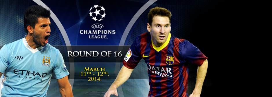 UEFA Champions League, Round of 16