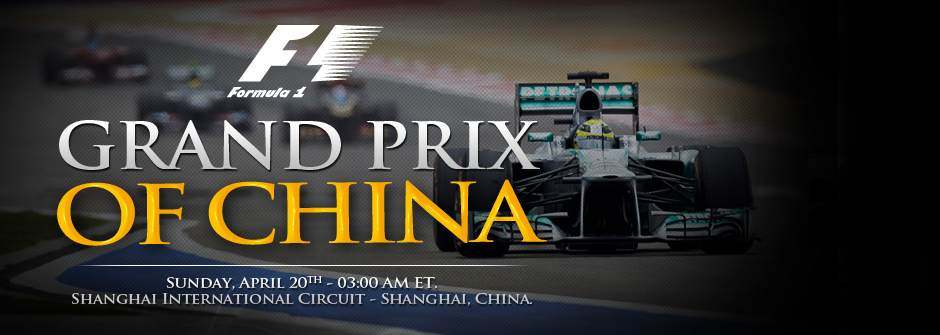 Formula 1 Grand Prix of China