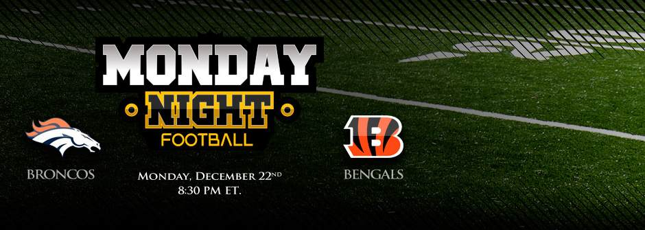 Broncos vs Bengals Week 16