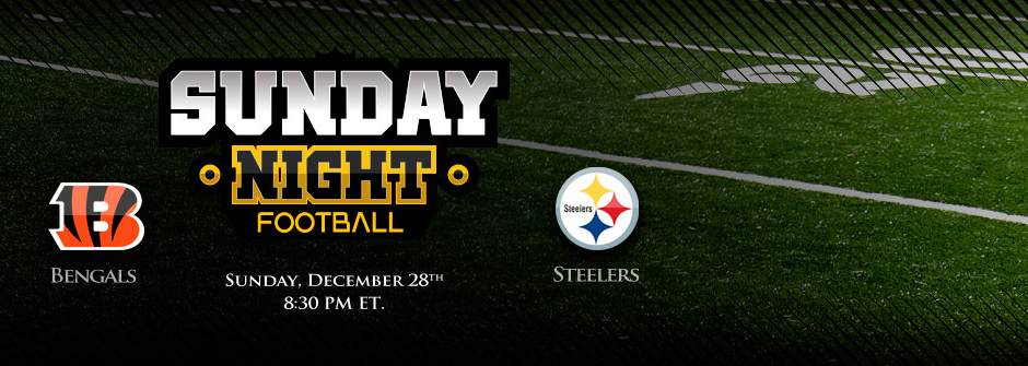Bengals vs Steelers - SNF