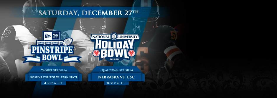 College Bowls Wednesday December 27 Night