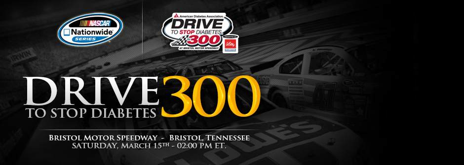 NASCAR, Nationwide series, Drive to stop Diabetes 300
