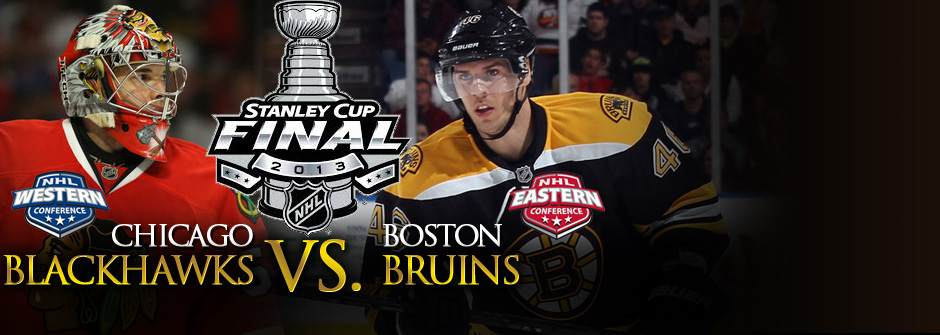 NHL Stanley Final 2013, Western Conference vs. Eastern Conference
