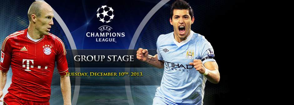 UEFA Champions League, Group Stage