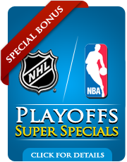 NBA and NHL Betting Bonus