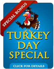 Thanksgiving Sports Betting Specials