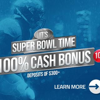 It's Super Bowl Time!