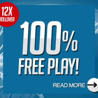 100% Free Play!*