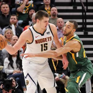 1/30/2020 Utah Jazz vs. Denver Nuggets
