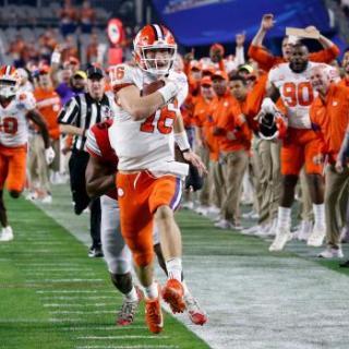 2021 NCAA Football Season Betting Preview