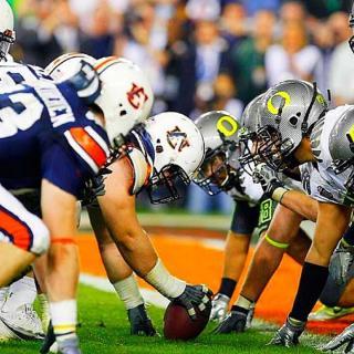 2019 Auburn vs. Oregon