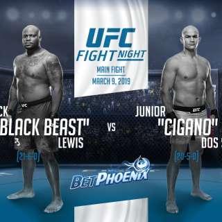UFC Fight Night 146