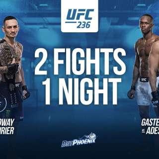 UFC 236!