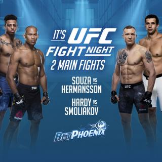 UFC Fight Night 150