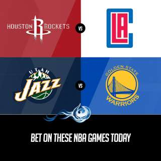 Bet On These NBA Games Today