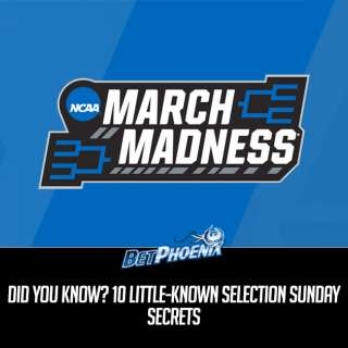 Did You Know? 10 Little-Known Selection Sunday Secrets