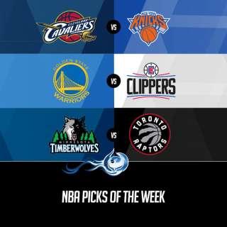 NBA Picks of the Week