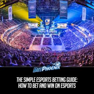 The Simple ESports Betting Guide: How To Bet and Win On eSports