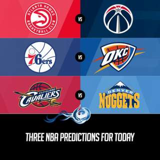 Three NBA Predictions For Today