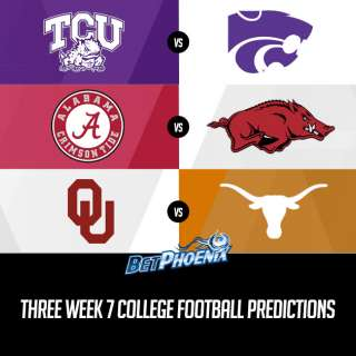 Three Week 7 College Football Predictions
