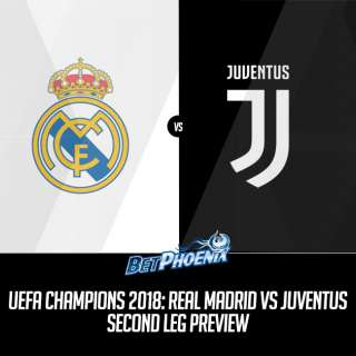 UEFA Champions 2018: Real Madrid vs Juventus Second Leg Preview
