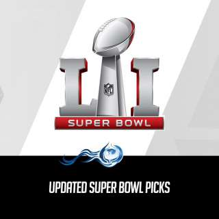 Updated Super Bowl Picks