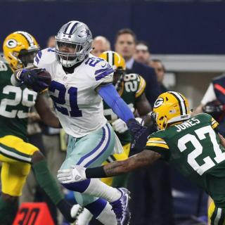 Packers vs. Cowboys 2019