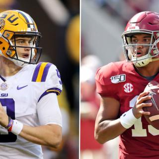 LSU vs. Alabama 2019