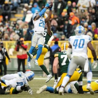 Lions vs Packers 2019