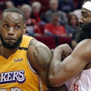 Rockets vs. Lakers 2/6/2020