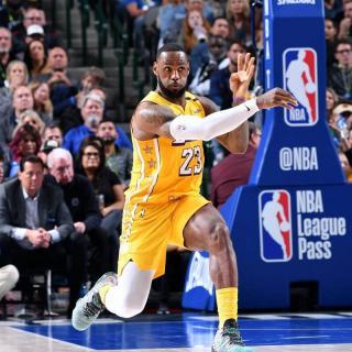 San Antonio Spurs vs. Los Angeles Lakers 2/4/2020