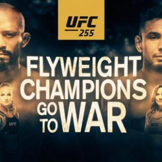 UFC 255 Odds and Previews