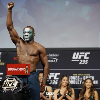UFC 245: Usman vs. Covington