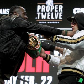 wilder vs. fury 2 boxing odds