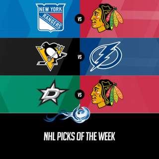 NHL Picks of the Week