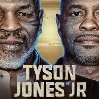 Iron Mike returns to the Ring. Tyson vs. Jones Jr Betting Odds