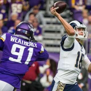 2018 Vikings vs. Rams Pick & Prediction
