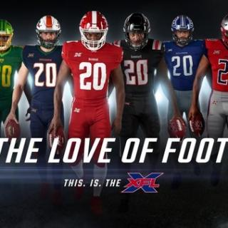 XFL Betting Odds 2020 Information and Game Schedules