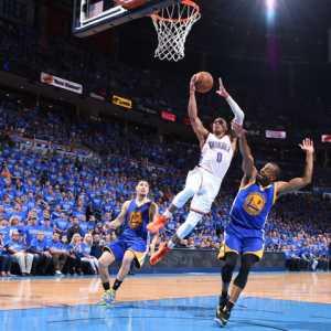 Game 7 Oklahoma City Thunder vs Golden State Warriors
