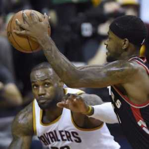 Game 5 Raptors vs Cavaliers Eastern Conference Finals