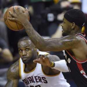 Game 5 Raptors vs Cavaliers Eastern Conference Finals