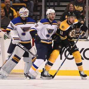 NHL Betting Picks: Boston Bruins vs St. Louis Blues