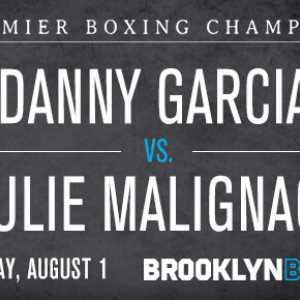 Danny Garcia Fight vs Paulie Malignaggi