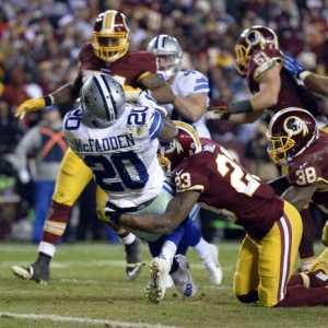 Bet Washington Vs Dallas Thanksgiving Day Football