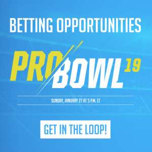 Secret Betting Opportunities For the 2019 NFL Pro Bowl